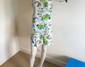 SALE *** Vintage Shift Mod Skater Dress. Size 16+