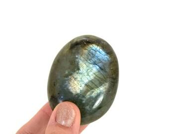 Labradorite Polished / Healing Crystal / 103g