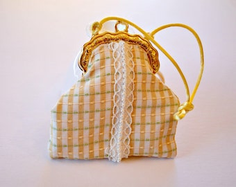 Evening Bag, Women's Accessories, Bags and Purses, Yellow Prom Purse, Party Purse, Wedding Bag, Handbags, Clutches and Evening Bags