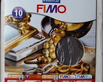 Metal Silver 14 x 14 cm X 10 sheets