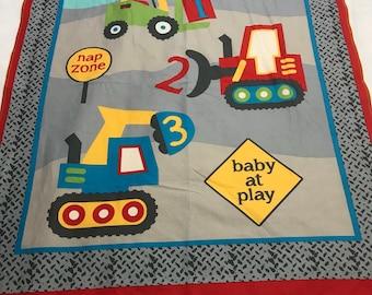 Baby at play blanket