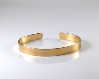Adjustable gold bracelet , large gold bracelet , Moroccan gold bracelet , braids maid gift , gift for her