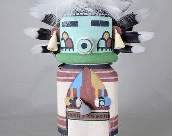 Fred Ross Traditional Hopi Morning Singer Kachina