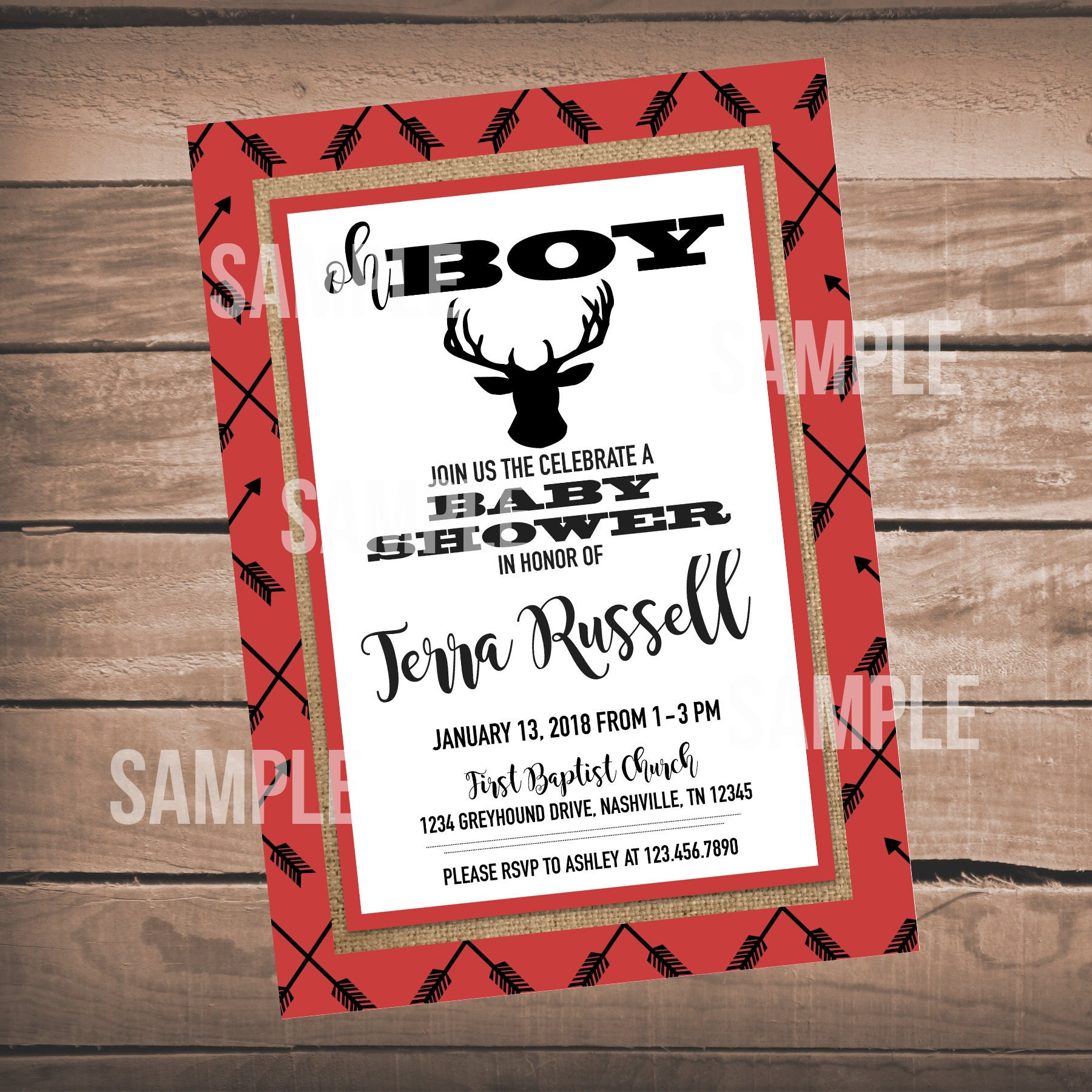 Fine Hunting Party Invitations Picture Collection - Invitations and ...