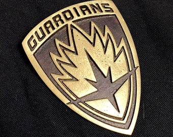 Guardians of the Galaxy - Prop Badge for Cosplay