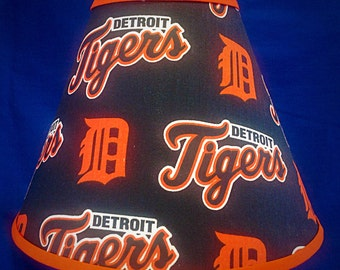 Detroit TIgers Lamp Shade