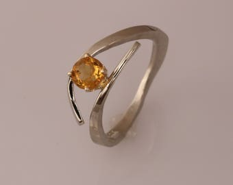 Hand Made Gold Ring
