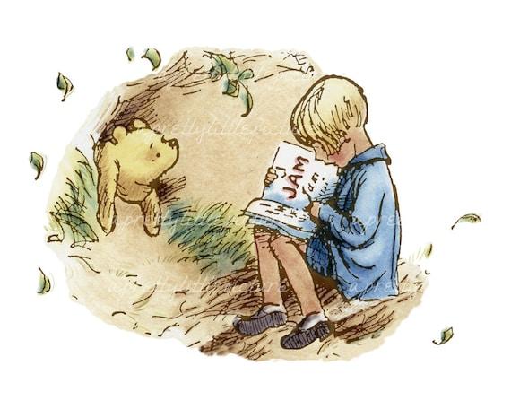Winnie the pooh border wallpaper