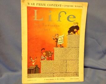 1923 Life Magazine
