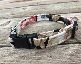 "Handmade Dog Collar - ""Carol"""