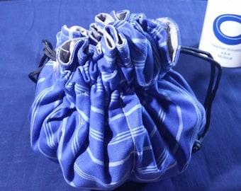 6-Compartment Dice Bag