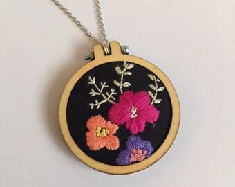 2 X 44 mm Mini Embroidery hoops