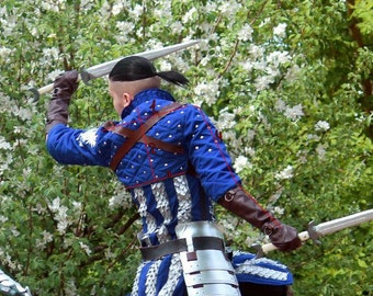 Grey Wardens gambeson from Dragon age