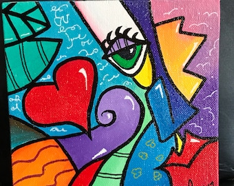DECORATIVE ART, Give someone your heart !!