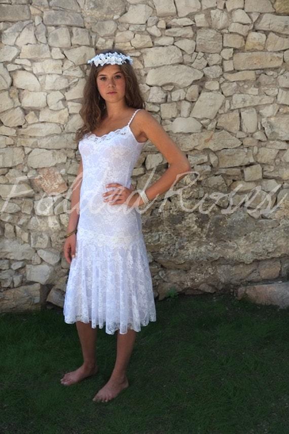 1920s Wedding Dresses- Art Deco Style Modern Flapper DressGreat Gatsby Dress Flapper Costum $68.00 AT vintagedancer.com