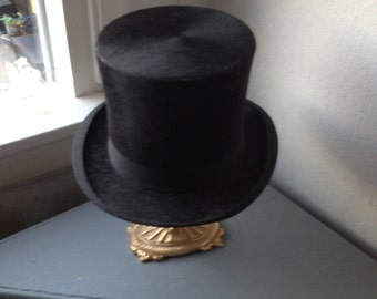 Castor holandés antiguo Top Hat
