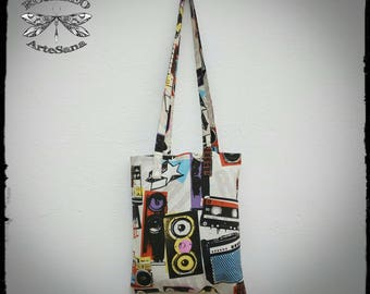 NEW stereo TOTE BAG - Shopping bag