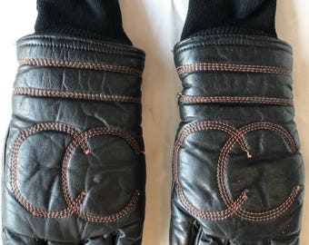 Sherpa Lined Winter Gloves