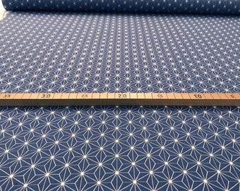 "Westphalia Fabrics interlock-jersey ""stars"" blue"