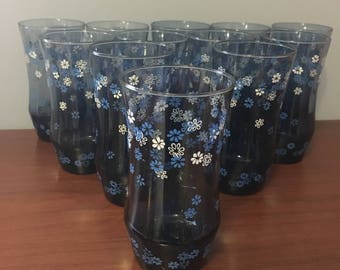 Set of Twelve Libbey Tumblers
