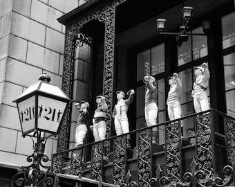 21 Club, New York Photography, New York Bar, Restaurant, Home Decor, Office Decor, For Him, NYC, Wall Art