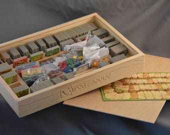 A More Complete Carcassonne Box