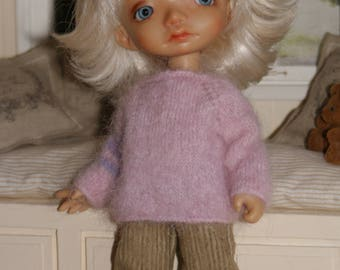 Hand Knitted Sweater for Irrealdoll.