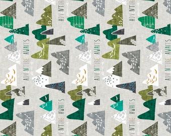 Green Mountains Lovey. Mountains Lovey. Cloud Blanket. Baby Blanket. Lovey. Mini Baby Blanket. Security Blanket. Lovie. Minky Lovey.