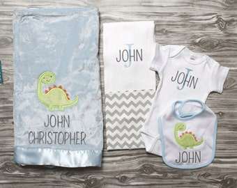 Personalized handmade goods for your little by chesapeakebayby baby boycoming home outfit personalized baby shower gift negle Images