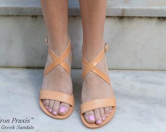 Luxury Sandals,Open Toe Greek Leather Sandals,Ancient Greek Sandals, Leather Sandals,Greek sandals,Mythology inspired Sandals