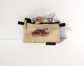 Otter Coin Purse