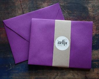 Beet A2 Envelopes 10/PK