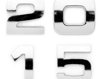Numéros de chrome (0-9)