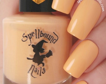 Tangerine Zing - Pastel Peach Orange creme Nail Polish