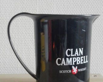 Clan Campbell decanter