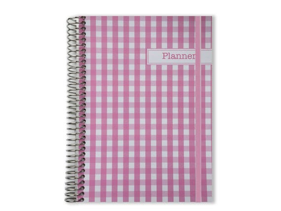 Planner Daily Planner Custom Daily Page Agenda - Custom daily planner