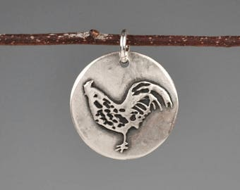 Rooster totem-rooster charm-rooster talisman-spirit animal-power animal