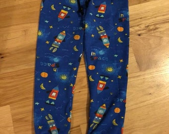 Space ship Leggings for infants/toddlers/kids