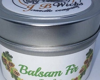 Balsam Fir 4oz Tin
