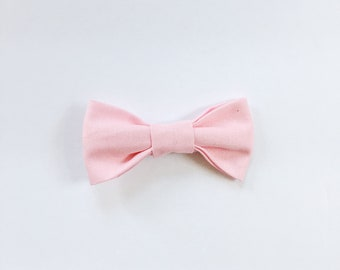 Parker Bow - Light Pink