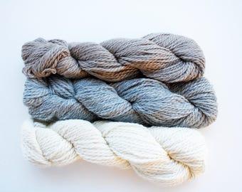 Extra Soft  Aran Weight, Chunky Yarn, Knitting Yarn, Worsted Weight,Baby Alpaca