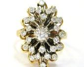 Starburst Diamond Cluster...
