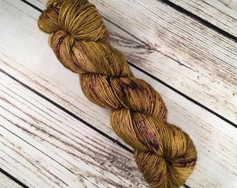 Egmont Yarn in Anjou: Hand-Dyed Superwash Merino, Single Ply