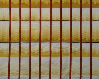 Shell Art Quilt