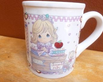 ENESCO Precious Moments Teacher mug
