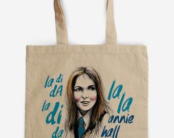 Annie Hall, Woody Allen Tote Bag