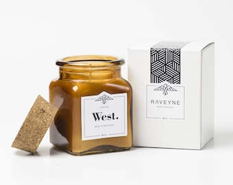 West. Candle