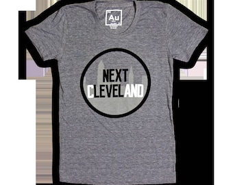 Womens Cleveland Ohio T-shirt
