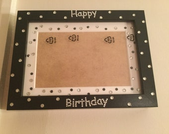 Hand Decorated picture Frames