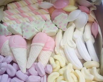 Mallow and foam picnmix